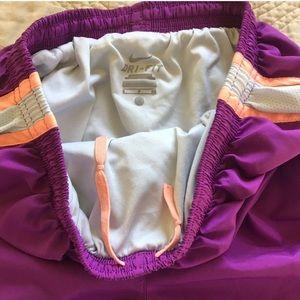 Nike Shorts - Nike dri fit shorts